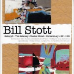 bill_stott_painting_exhibition_poster