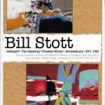 bill_stott_painting_exhibition_poster